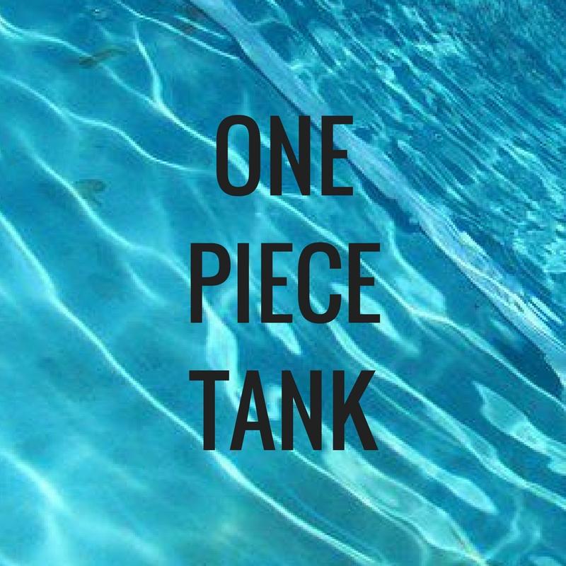 One Piece Tank