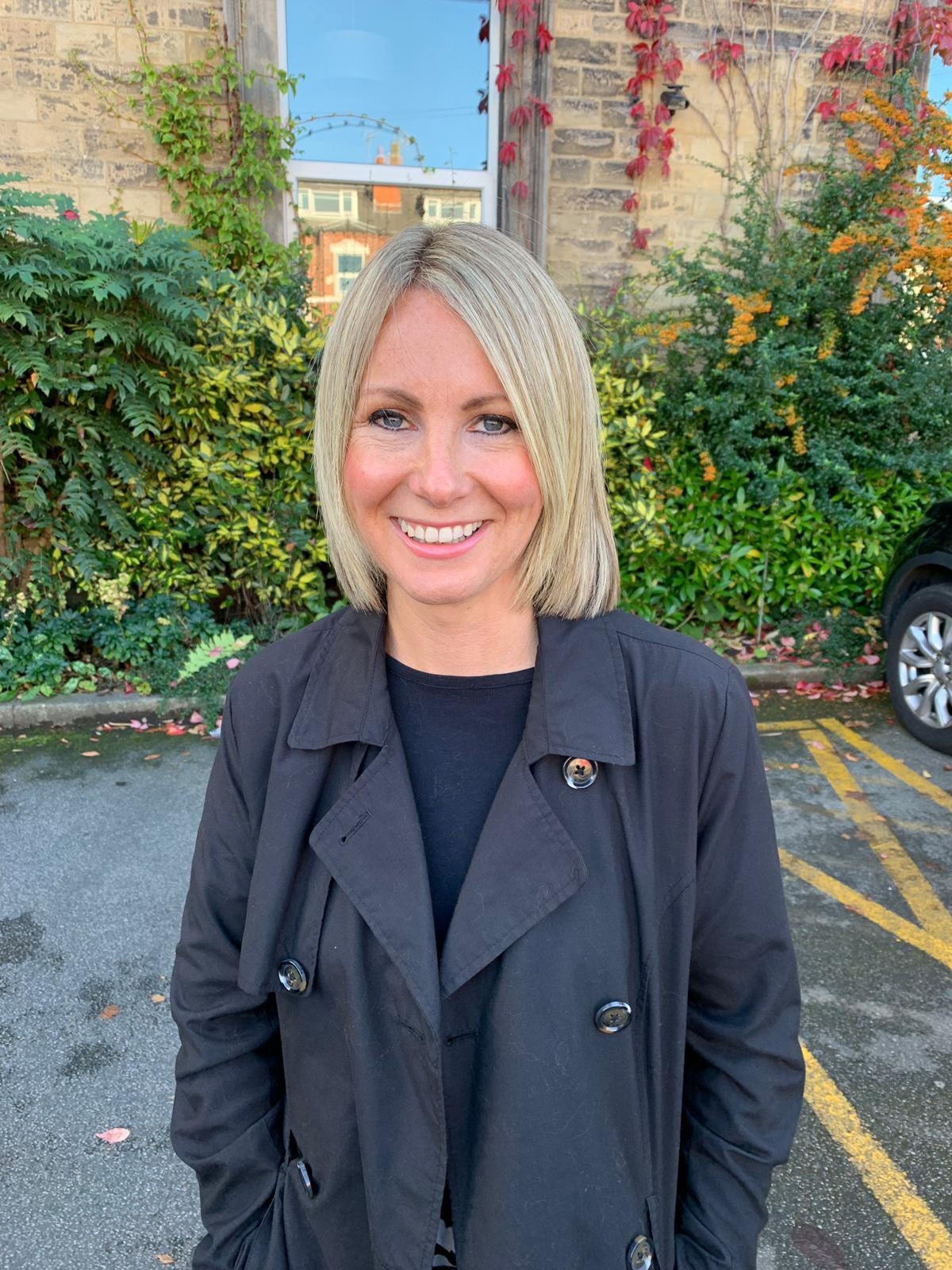 Katie Hutchinson