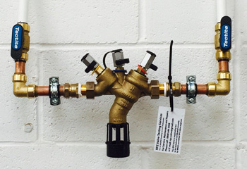 RPZ valve Installation and Testing