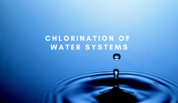 Chlorination of water systems